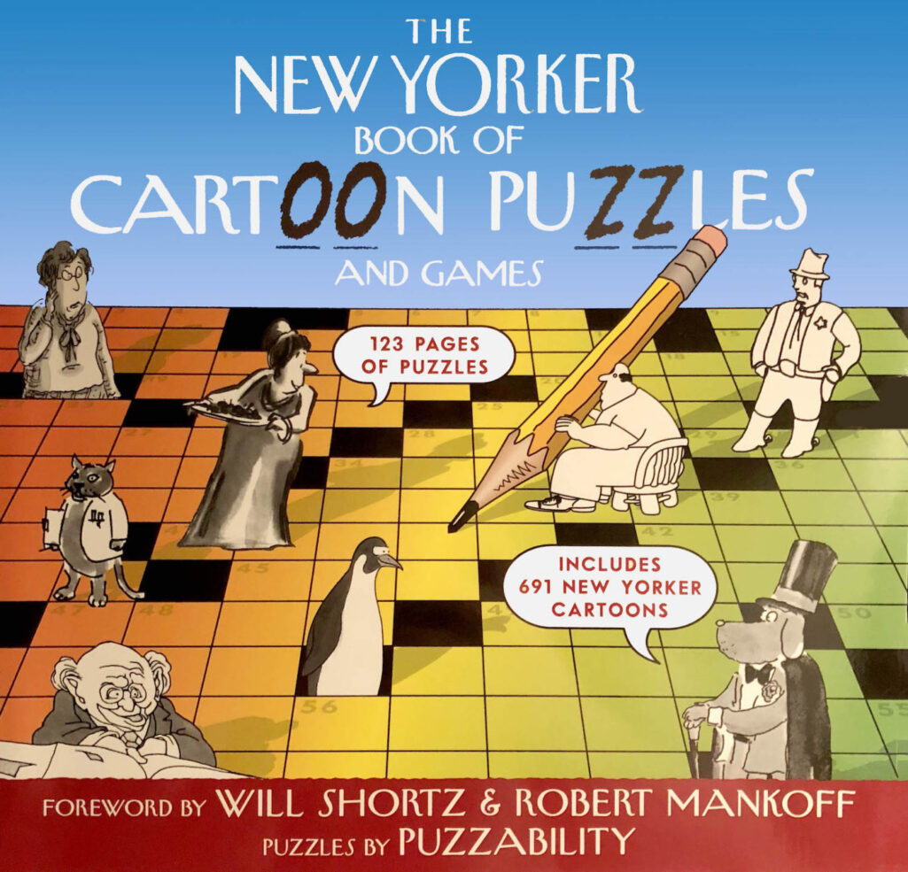 New Yorker Book of Cartoon Puzzles